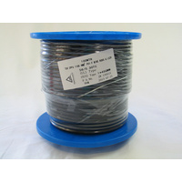 SupplyBuild 4mm PV1F Single Core DC Cable 100m Roll