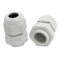 25mm Nylon Cable Gland Fitting (Single Cable)