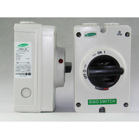 Suntree DC Isolator 32A 4 Pole IP66 1200V
