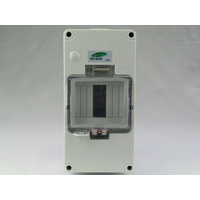 Suntree IP66 4Pole Outdoor Circuit Breaker Enclosure