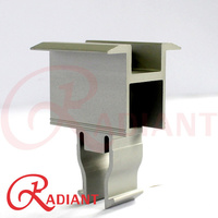 Radiant Mounting Module Mid Clamp to suit 40-46mm Panels