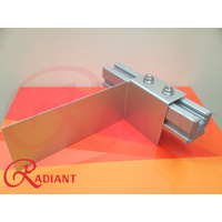 Radiant Aluminium DC Box Bracket