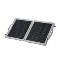 NESL 100W Impact & Weather Proof Foldable and Portable Camping Solar Panel