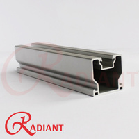 Radiant Rail - Premium 40 Base Rail 4200mm long