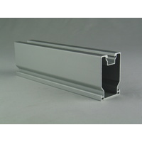 Radiant Rail - Premium 40 x 60 Base Rail 6000mm long