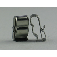 Crimped Stainless Steel Cable Clip