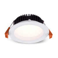 Viewlux LED Orion 90 White Recessed Lens LED Downlight (NW)