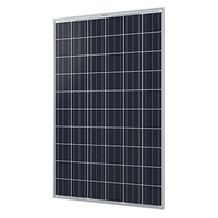 Q-Cells Q.PRO-G4.1 265W Polycrystalline Panel with Natural Anodized Frame (60 mono cells)